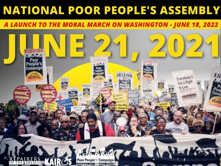 Third Reconstruction Resolution: Poor People's Campaign