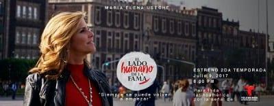 El Lado Humano de la Fama regresa por Telemundo Internacional