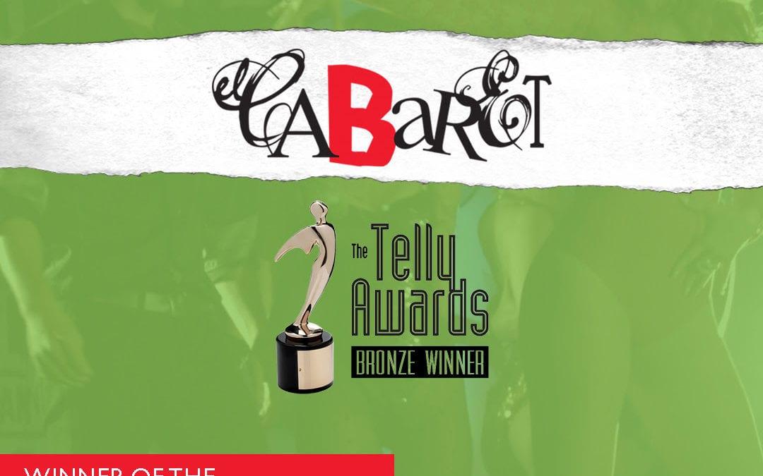 """El Cabaret"" de High Hill Entertainment,  obtiene The Telly Awards 2018"