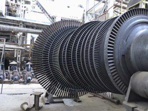 Orbital Steam Path Repair & Upgrade