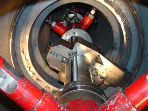 Orbital Steam Valve Repair