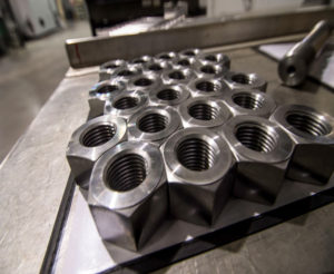 Part Manufacture by Orbital Energy Services