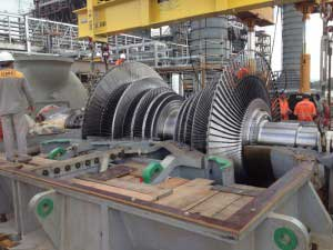 Steam Path Repair by Orbital Energy Services