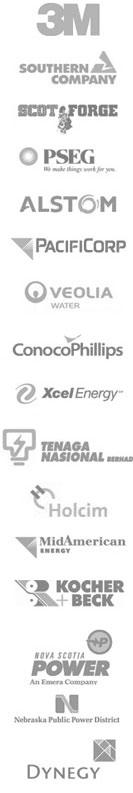Orbital Energy Services Clients