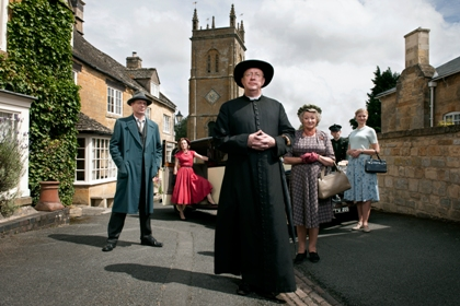Father Brown: Hit BBC Mystery Series Now Streaming in the US