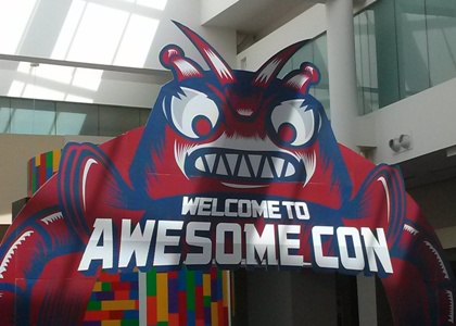 Awesome Con DC 2014