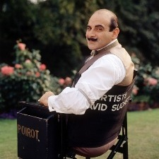 David Suchet - Being Poirot