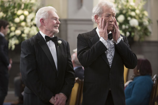Vicious Season 2 Wedding