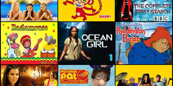 British and Australian TV for Children of All Ages