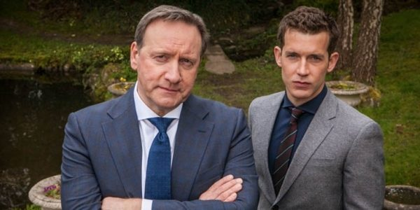 Midsomer Murders Series 19: Neil Dudgeon and Nick Hendrix