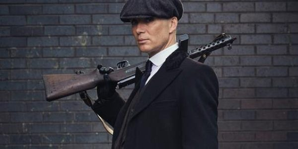 Peaky Blinders S4 Cillian Murphy as Tommy Shelby