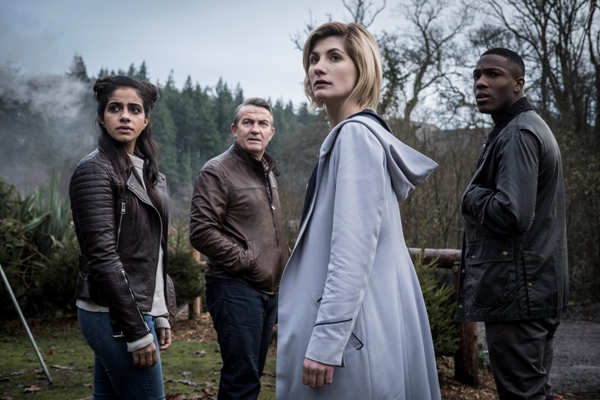 Doctor Who S11 The Doctor & friends