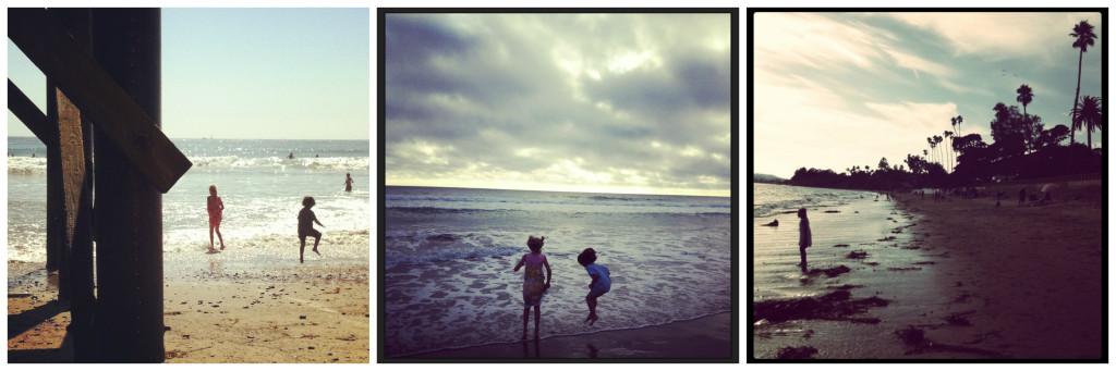 CA beach
