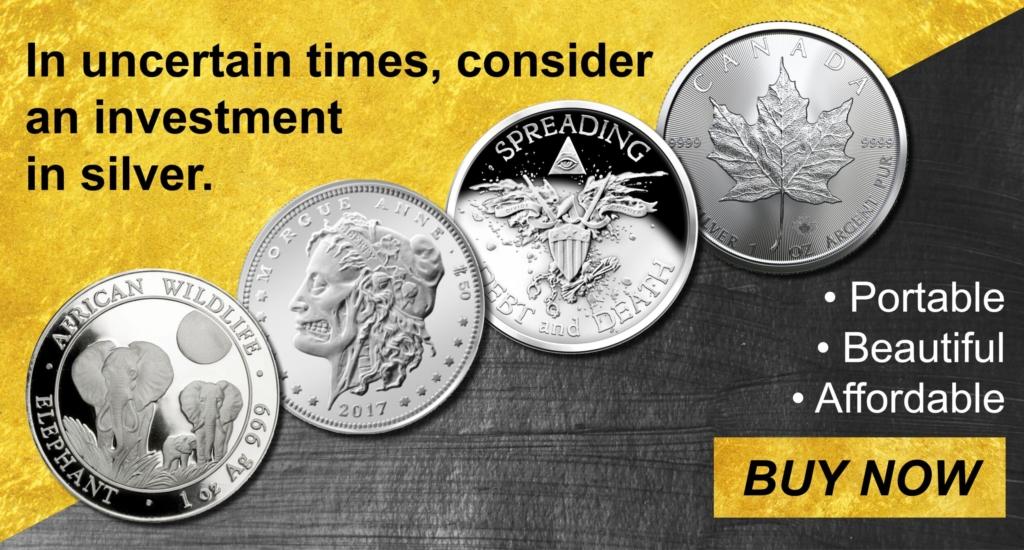 Invest In Silver Bullion