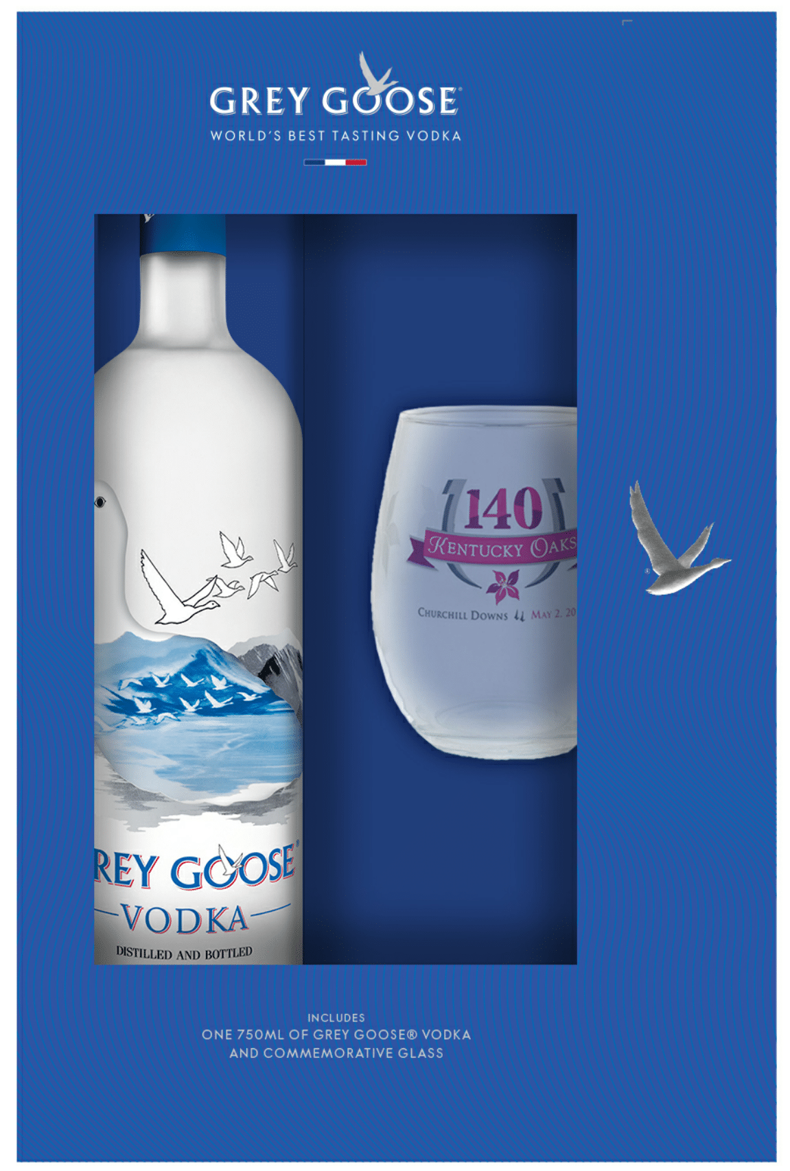 Grey Goose Kentucky Derby CoPack - 1