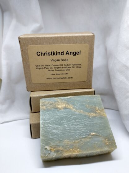 Christkind Angel Soap