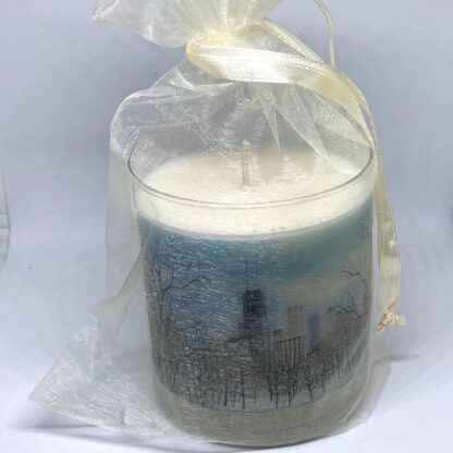 Chicago Pine Jar Candle