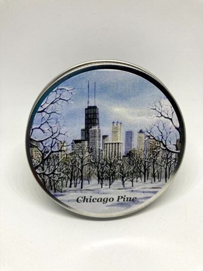 Chicago Pine Wickless Candle