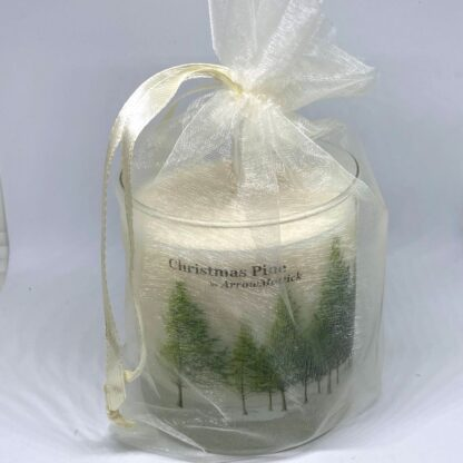 Christmas Pine Jar Candle