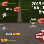 CHSFL PLAYOFF BRACKETS