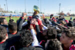 LACKS LEADS MOORE CATHOLIC TO CHSFL AA-II TITLE