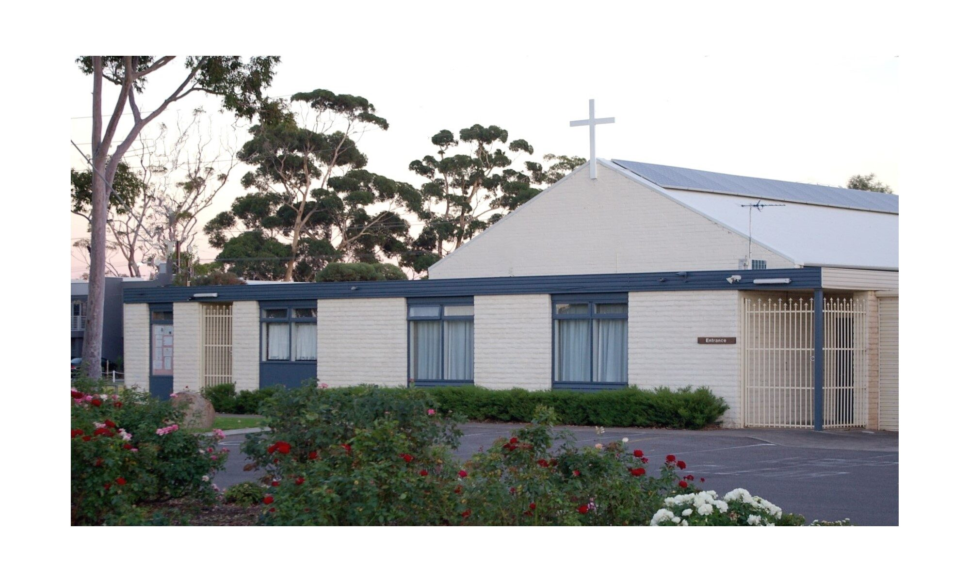THE ANGLICAN PARISH OF WARRADALE