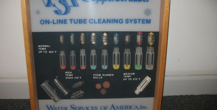 On-Line Tube Cleaning Systems