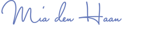 Mia den Haan Logo