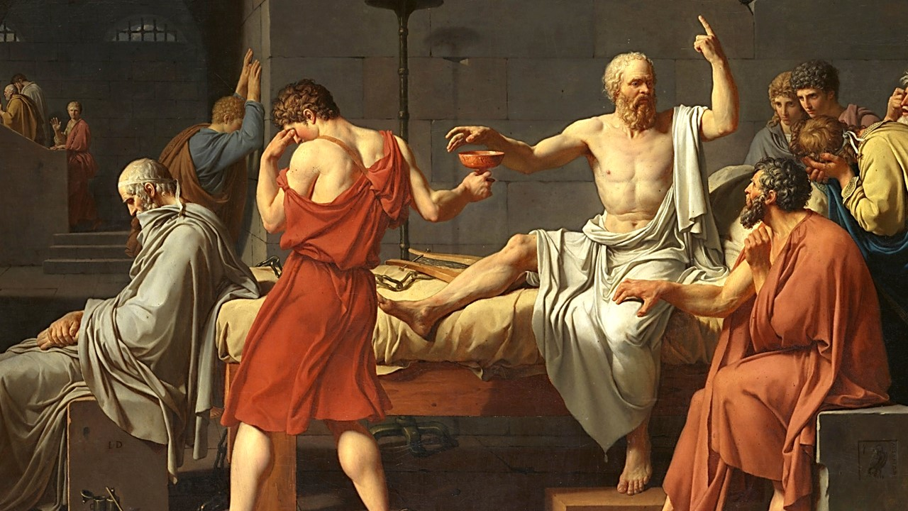 Socrates – The trial of reason