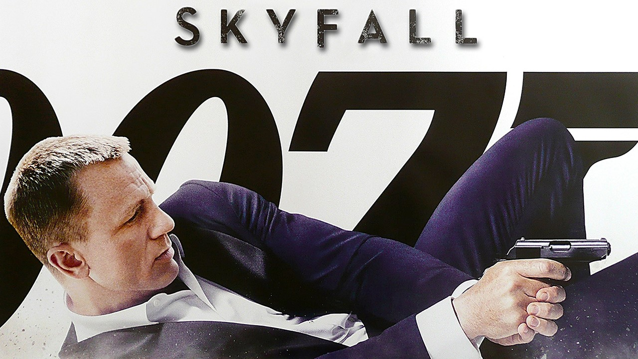 Thank you for not smoking, Mr Bond