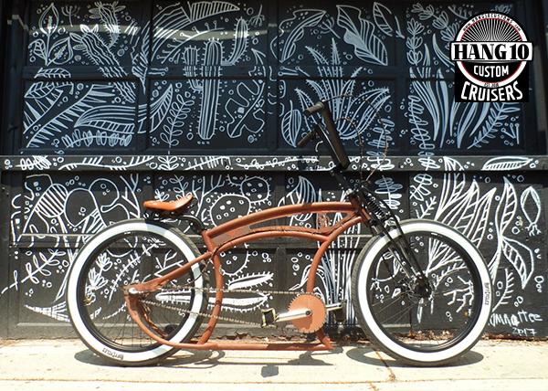 Rust Tango A 5