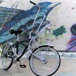 """20"""" Black Lowrider Bicycle"""