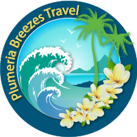Plumeria Breezes Travel Logo