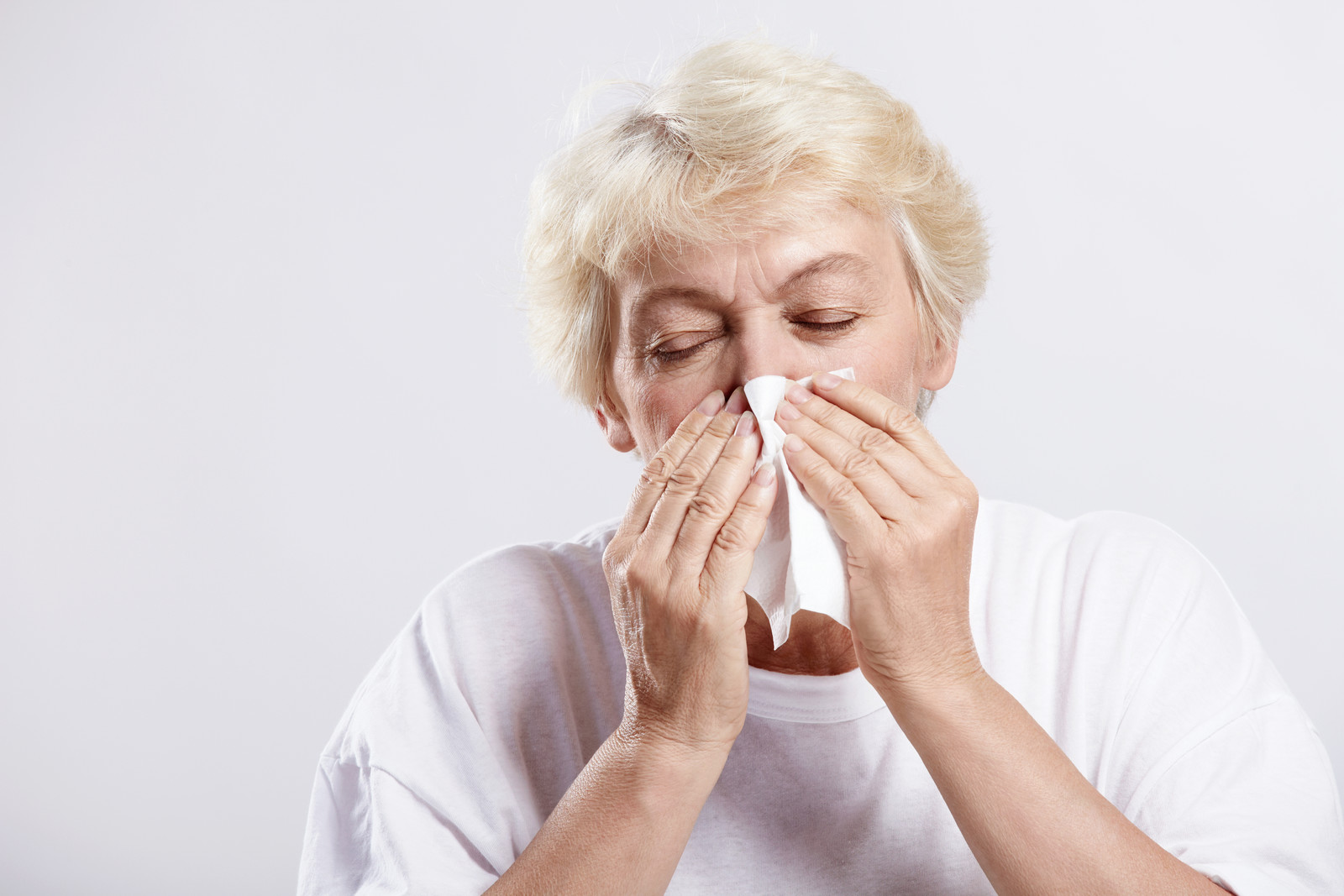 'Freeze' that Drippy Runny Nose