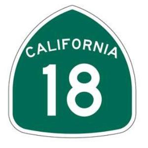 California 18