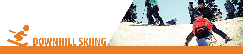 Adaptive Alpine Skiing