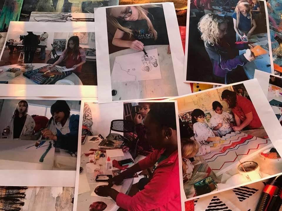 Tulsa Girls Art School November 10th Tablescapes Gala
