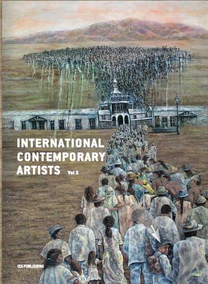 New Book: International Contemporary Artists
