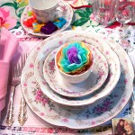 May Day Place Setting