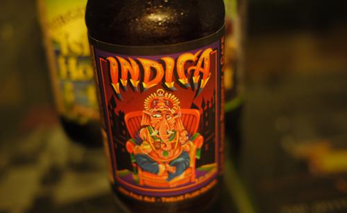 Lost Coast Indica IPA