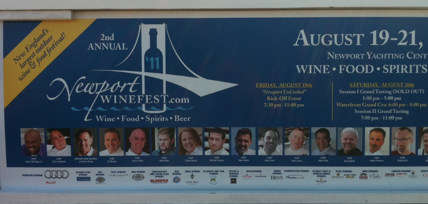 Newport WineFest Newport, Rhode Island