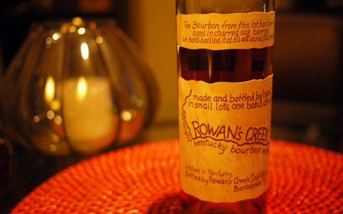Rowans Creek Bourbon Whiskey