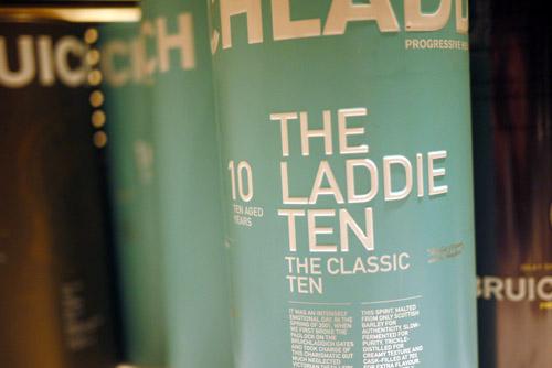 Bruichladdich 10 The Laddie Ten