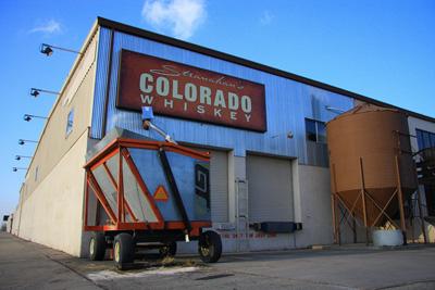 Stranahans Colorado Whiskey Distillery
