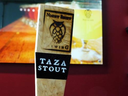 Night Shift Brewing Taza Stout