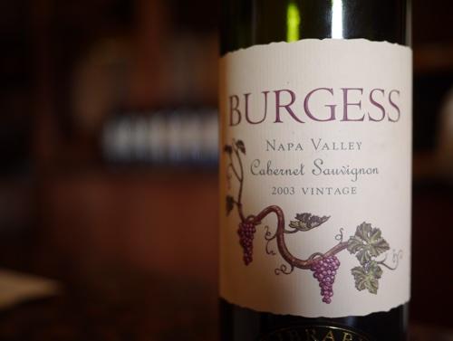 Burgess_Cabernet_Wine