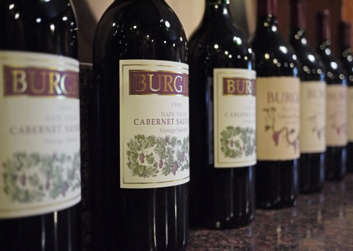 Burgess_Cabernet_Library