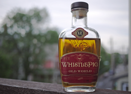 Whistle_Pig_Old_World