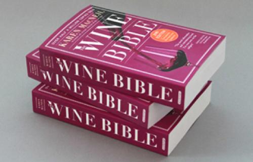 Wine Bible Book