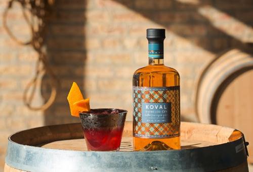 Koval_Barrel_Aged_Gin